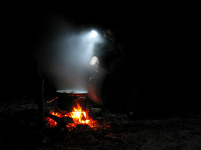 Camping stove - p625m1092235 by A Lampe