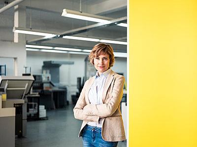 Essen, NRW, Deutschland, Druckerei, Produktion, w42 - p300m2282215 von Joseffson