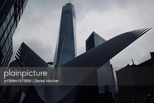 Oculus am World Trade Center - p1399m1573926 von Daniel Hischer