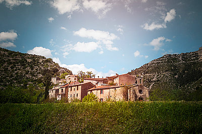 Historic Village of Navacelles - p1007m1020665 by Tilby Vattard