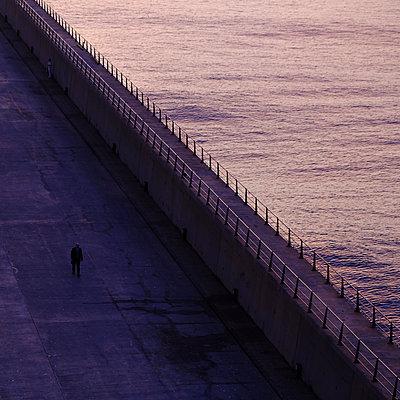 Ibiza, Hafen - p1105m2125121 von Virginie Plauchut