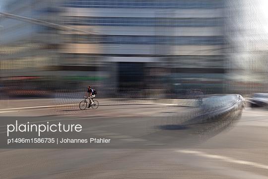 Fahrrad_1 - p1496m1586735 von Johannes Pfahler