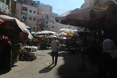 Market in Alexandria - p1552m2151179 by MARTYNA BEC
