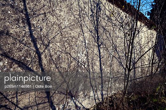 Mauer - p265m1146981 von Oote Boe