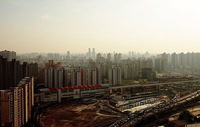 Shanghai - p910m778254 by Philippe Lesprit