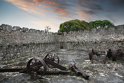 Fortress San Felipe - p375m1563860 by whatapicture