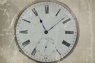 Uhrzeit - p4500404 von Hanka Steidle