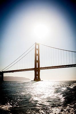 Golden Gate Bridge - p756m891566 von Bénédicte Lassalle