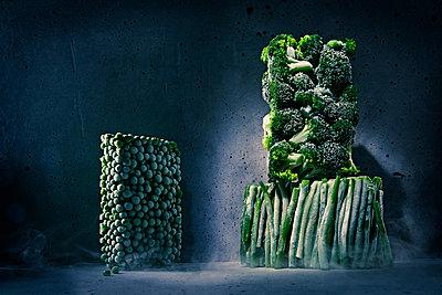 Frozen food - p851m1528965 by Lohfink