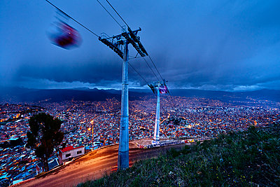 La Paz - p1203m1008050 by Bernd Schumacher