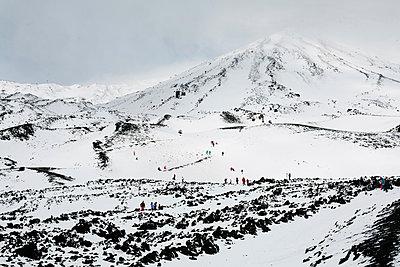 Wintersport am Etna - p1683m2272019 von Luisa Zanzani