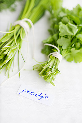 Parsley bunch - p312m1552552 by Johner