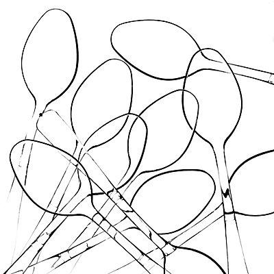 Plastic spoons - p8130419 by B.Jaubert
