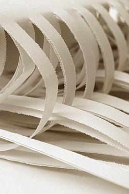 Shredded paper - p1228m1169532 by Benjamin Harte