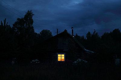 Black house  - p1063m1057291 by Ekaterina Vasilyeva