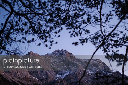 Zugspitze - p1600m2228309 von Ole Spata