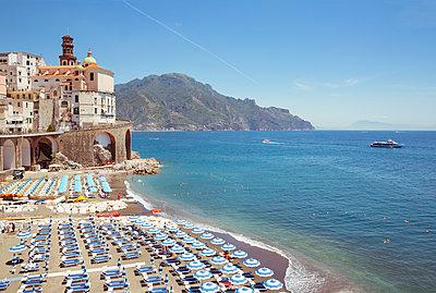 Amalfi coast - p432m1149591 by mia takahara