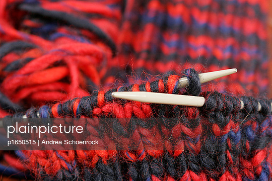 Stricken - p1650515 von Andrea Schoenrock