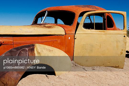 Autowracks - p1065m885982 von KNSY Bande