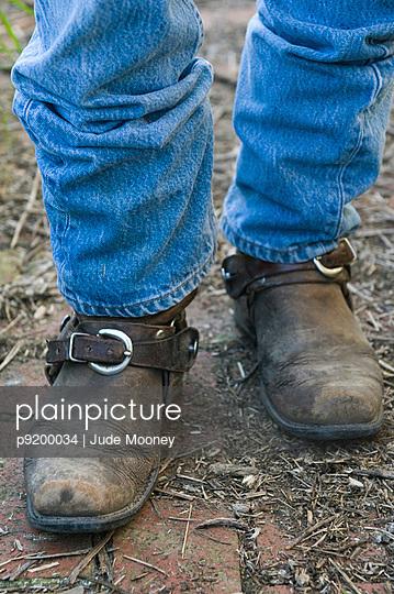 Rancher - p9200034 von Jude Mooney