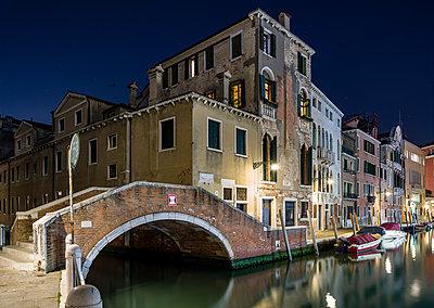 A Venice canal - p1558m2168356 by Luca Casonato