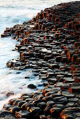 Giant's Causeway - p719m944603 von Rudi Sebastian