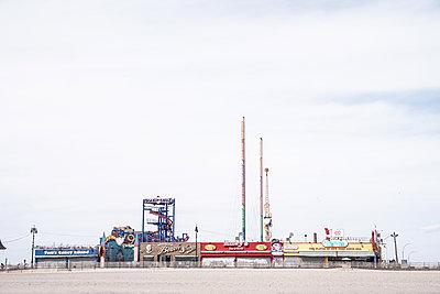 USA, Coney Island, Brooklyn, Theme park - p1643m2229351 by janice mersiovsky