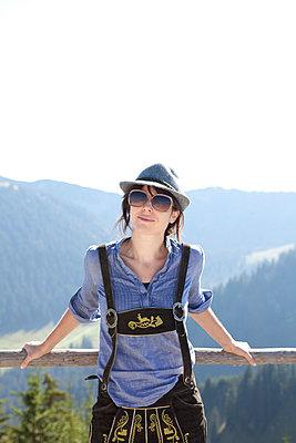 Wandern - p4541701 von Lubitz + Dorner