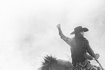 Rodeo Cowboys - p1335m1172302 by Daniel Cullen