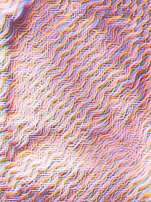 Wavy sand - p676m2263887 by Rupert Warren