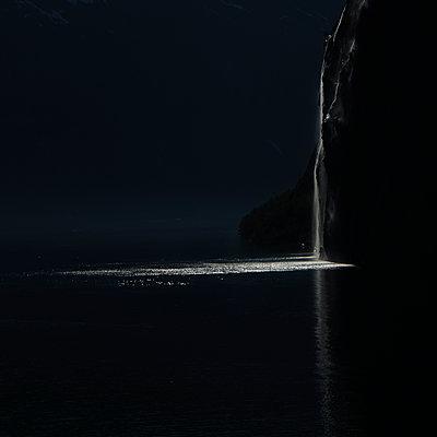 Fjord - p1105m1572678 by Virginie Plauchut
