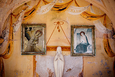 Mary icons - p1319m1214527 by Christian A. Werner