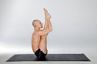 Yogapose - p7050140 von Florian Tröscher