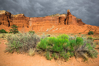 Capitol Reef National Park - p1057m1466793 by Stephen Shepherd