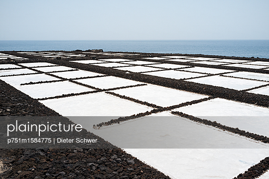 Saline - p751m1584775 von Dieter Schwer