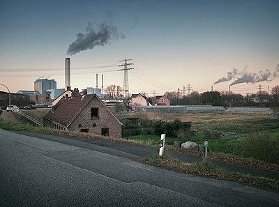 Haus am Moorfleeter Deich Hamburg - p1282m1105097 von Stefano Boragno
