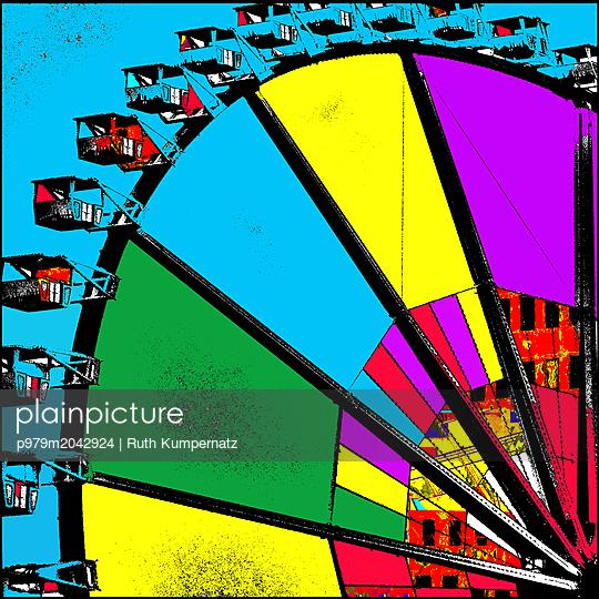 Riesenrad - p979m2042924 von Ruth Kumpernatz