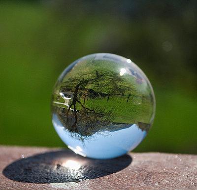 Crystal ball - p8670195 by Thomas Degen