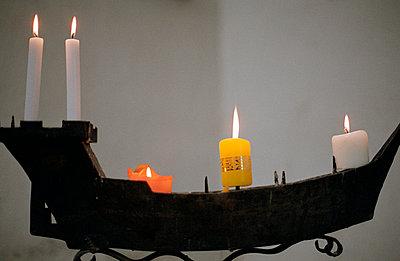 Lichterschiff - p2120075 von Edith M. Balk