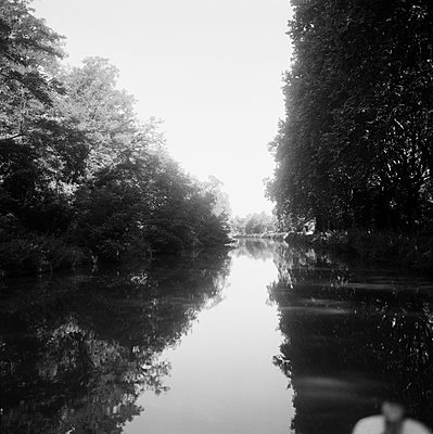 Canal in France - p635m1465186 by Julia Kuskin