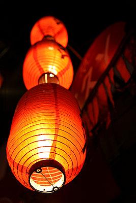 Chinese Lanterns - p6640173 by Yom Lam