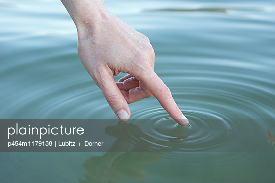 Water - p454m1179138 by Lubitz + Dorner