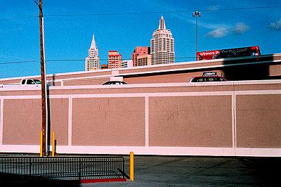 New York Las Vegas - p1173m1034462 von Gilles Leimdorfer