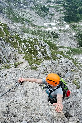 Nebelhorn, Bayern - p427m1074313 von R. Mohr