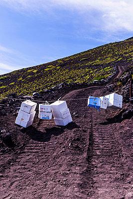 Am Fuji - p1271m2055379 von Maurice Kohl