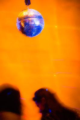 Mirror ball - p1418m1571718 by Jan Håkan Dahlström