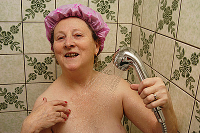 Shower - p2890050 by Doreen Enders