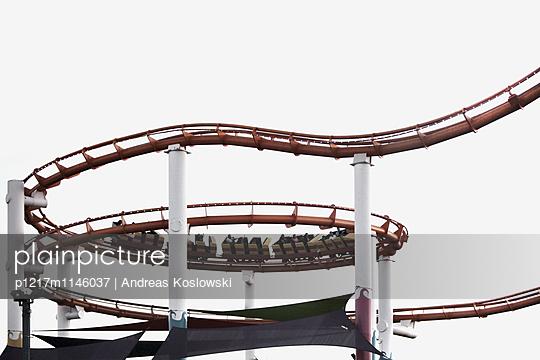 Achterbahn - p1217m1146037 von Andreas Koslowski