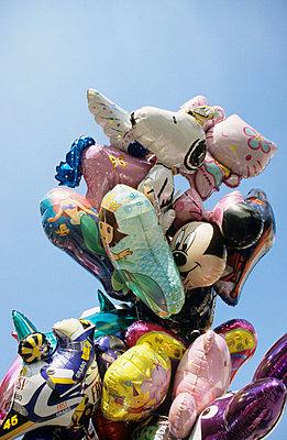 Viele Ballons - p0451000 von Jasmin Sander