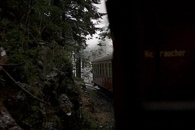 Brockenbahn - p906m1362787 von Wassily Zittel